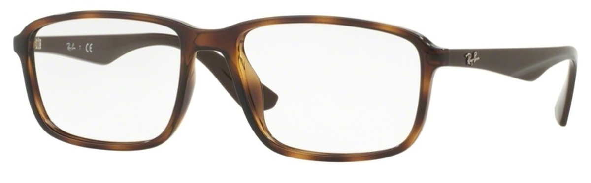 Ray Ban Glasses RX7084F Asian Fit Eyeglasses Frames