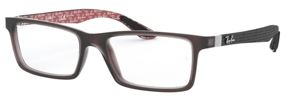 c8ba58b70d Ray Ban Glasses RX8901 Transparent Grey. Transparent Grey