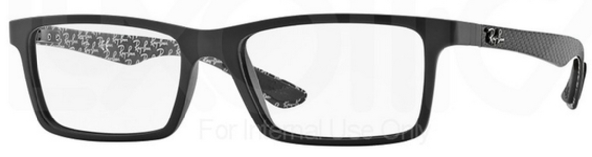 65491981ff Ray Ban Glasses RX8901 Demi Gloss Black 5263. Demi Gloss Black 5263