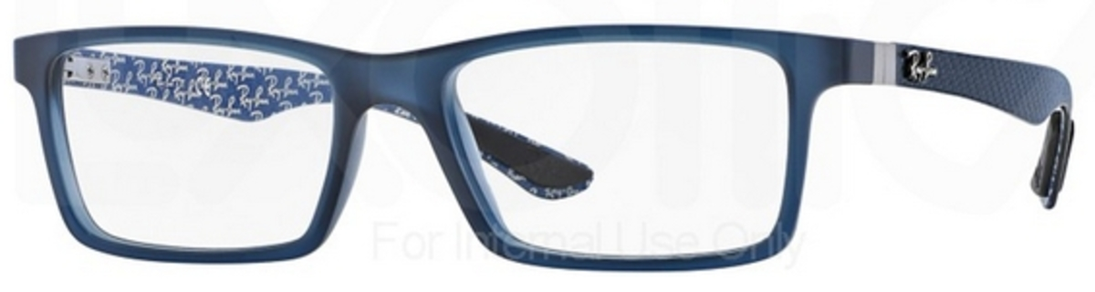 0ad767eeeb Ray Ban Glasses RX8901 Demi Gloss Blue 5262. Demi Gloss Blue 5262