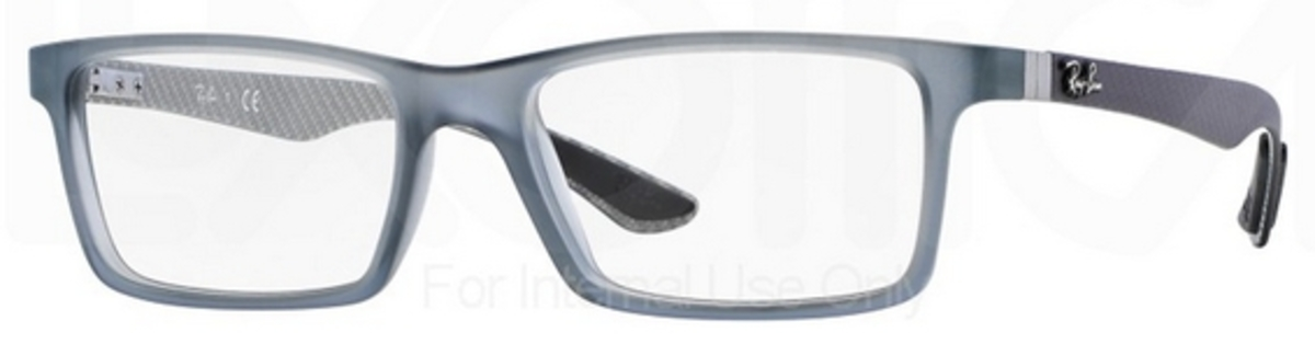 91b43e74c2 Ray Ban Glasses RX8901 Demi Gloss Grey 5244. Demi Gloss Grey 5244