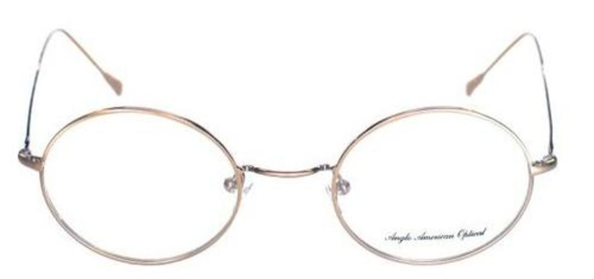 Anglo American M400 Eyeglasses Frames