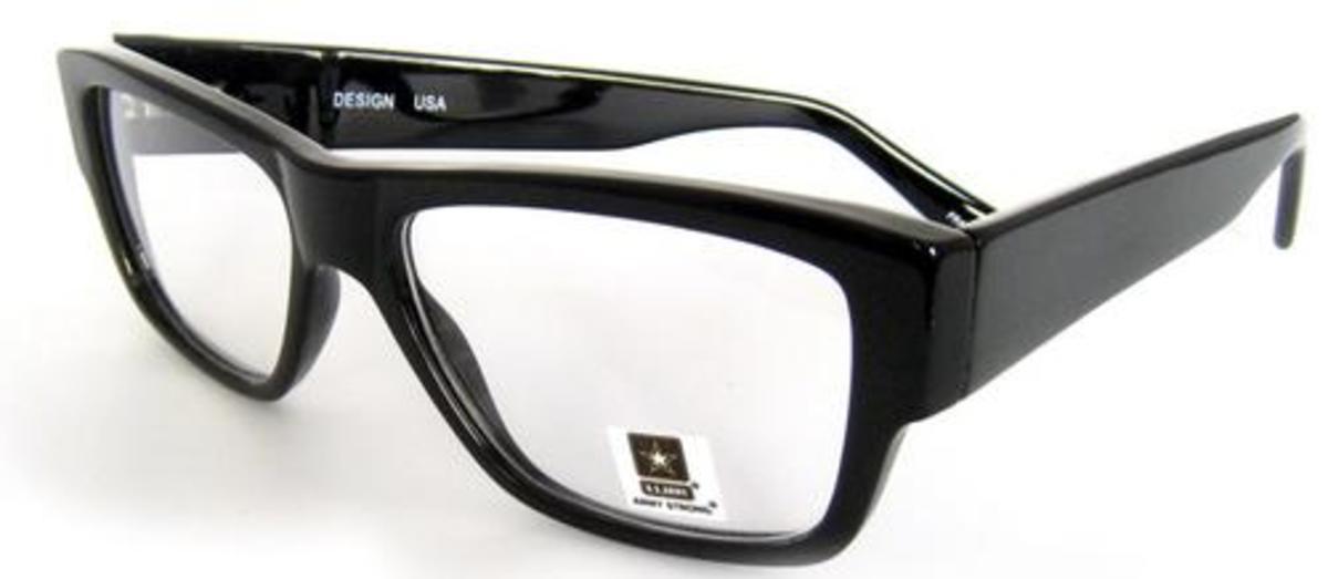 U.S. ARMY Captain Eyeglasses Frames