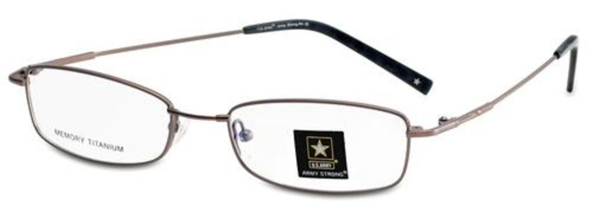 U.S. ARMY Army Strong 4 Eyeglasses Frames