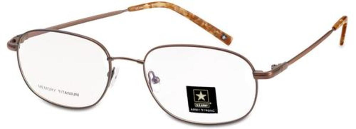 US ARMY Army Strong 5 Eyeglasses Frames