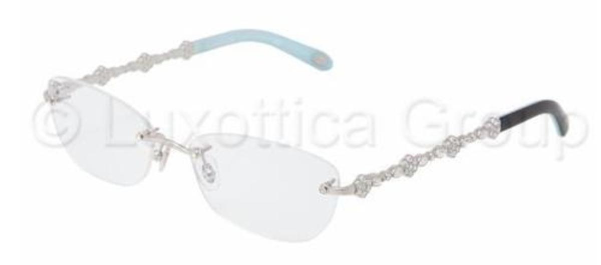 Tiffany TF1060B Eyeglasses Frames