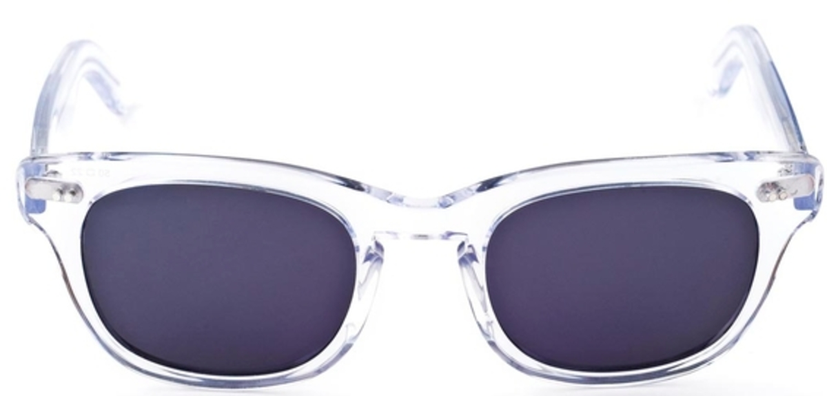 220d9bb2e66 Shuron Sidewinder Crystal with Gray Lenses. Crystal with Gray Lenses