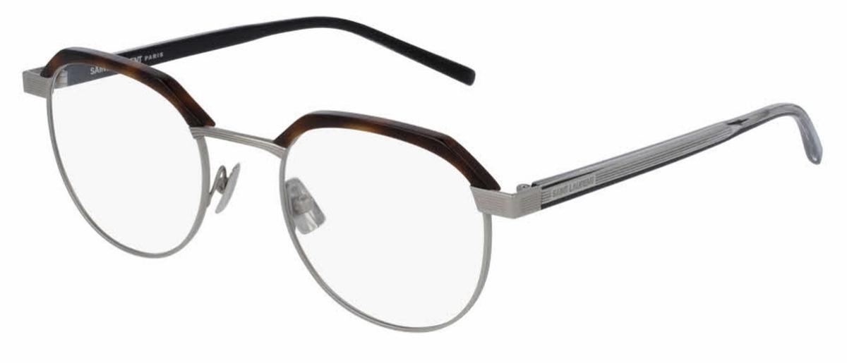 saint laurent sl 124 eyeglasses frames. Black Bedroom Furniture Sets. Home Design Ideas