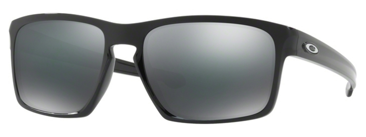 04 Polished Black with Black Iridium Lenses