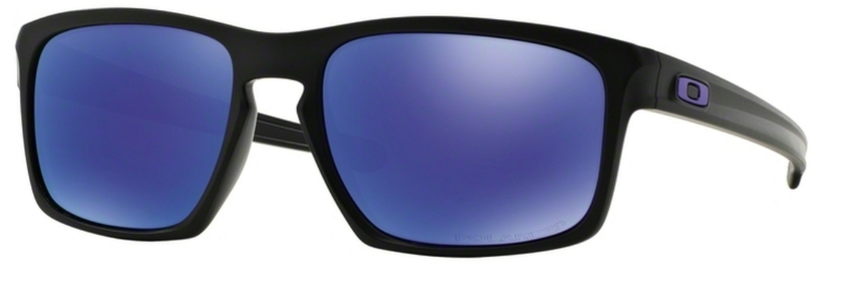 d306896011cd 10 Matte Black   Violet Iridium Polar · Oakley Sliver ...