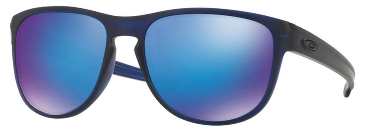 09 Matte Translucent Blue with Sapphire Iridium Lenses · Oakley Sliver R  OO9342 11 ... 7baa43c992