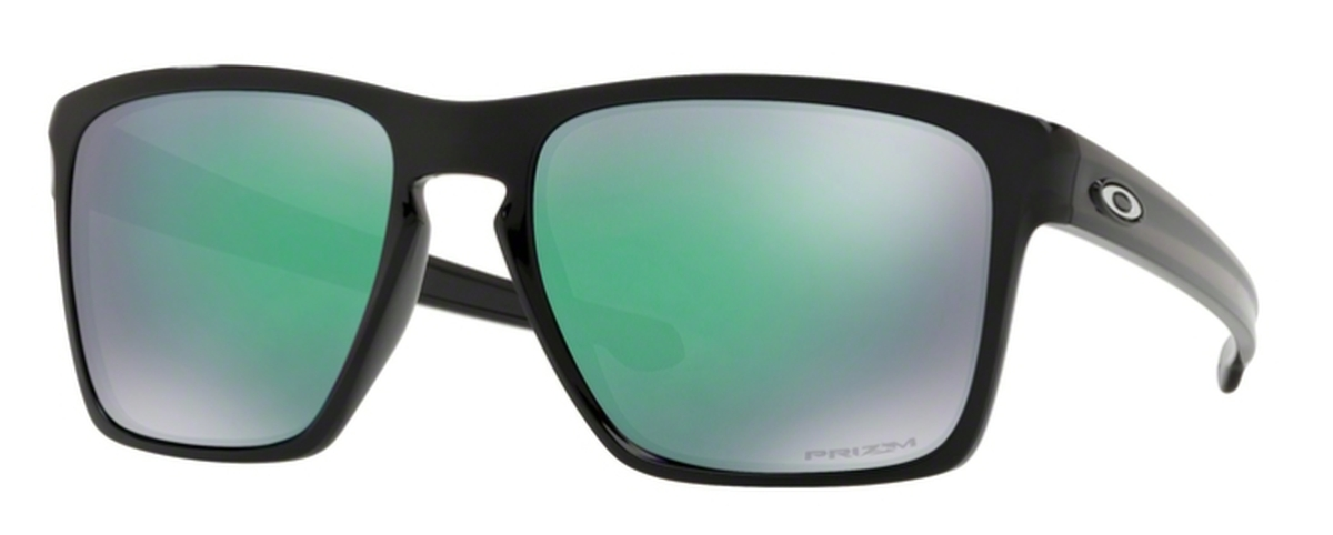 58052488d3e1 19 Polished Black with Prizm Jade Lenses. Oakley Sliver XL OO9341 20 Matte  Grey Smoke Aero with ...