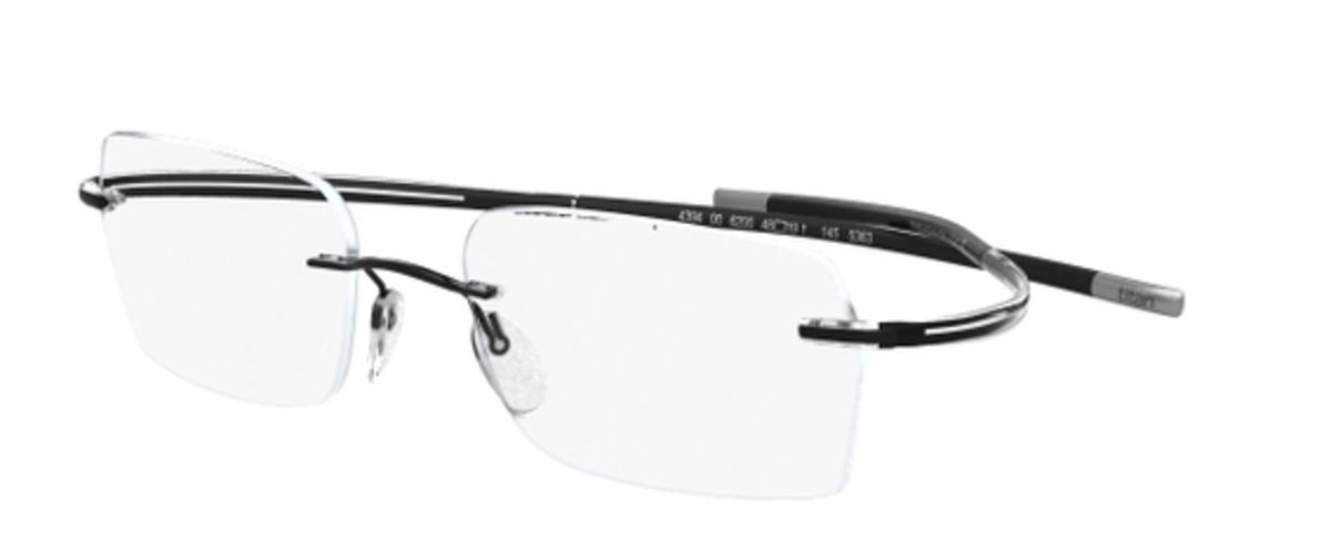 b0160ca5ed Silhouette Rimless 7690 Spx Art Eyeglasses