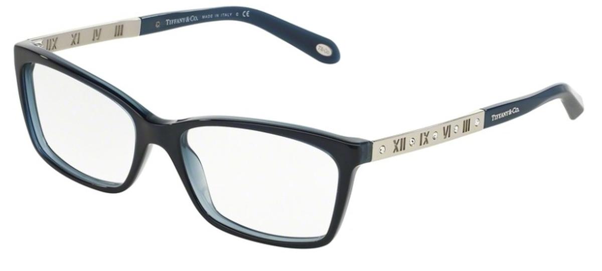 Tiffany Glasses Frames Blue : Tiffany TF2103B Eyeglasses Frames