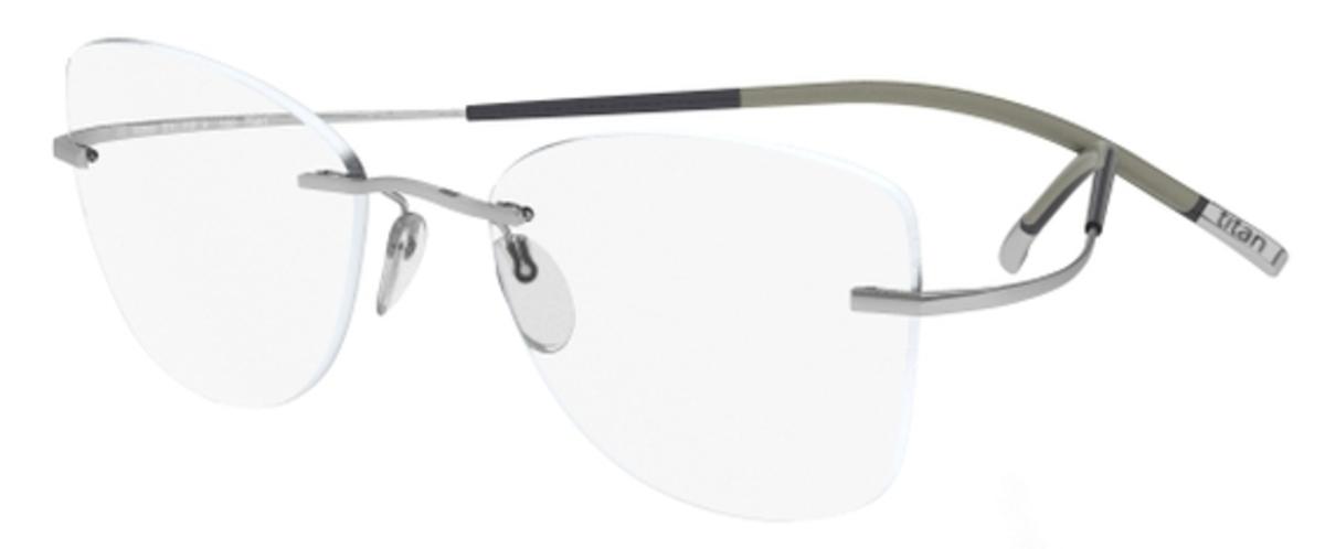 Silhouette Tma Icon 7581 Eyeglasses Frames