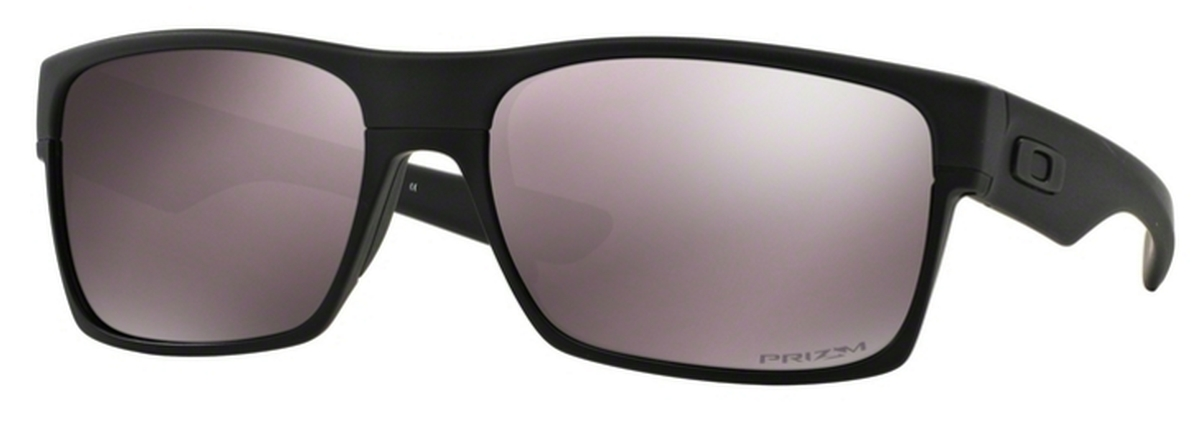 26 Matte Black   Prizm Daily Polar. Oakley Two Face OO9189 ... 3c22ef79fb