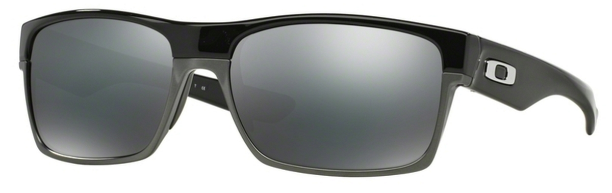 1318988e56 02 Polished Black   Black Iridium. Oakley Two Face ...
