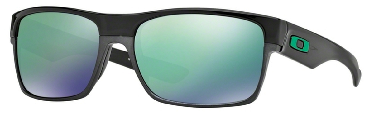 Oakley TwoFace Polished Black jade iridium AAnxWAx0B