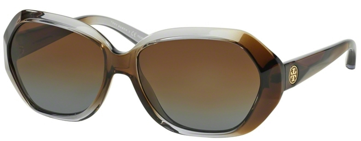 8710cd4be81c Grey Brown Ombre w/ Brown Blue Gradient Polarized Lenses