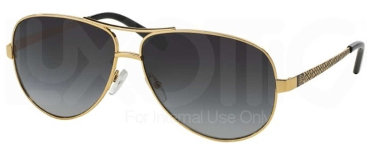 2eabf3fa0e2 Gold Black w Dark Grey Gradient Lenses