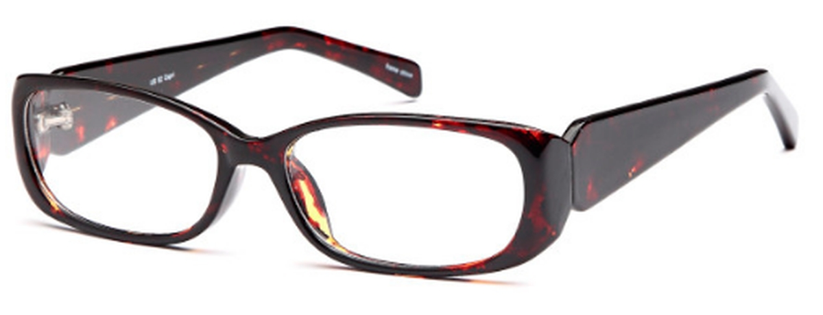 Glasses Frames Us : Capri Optics US 62 Eyeglasses Frames
