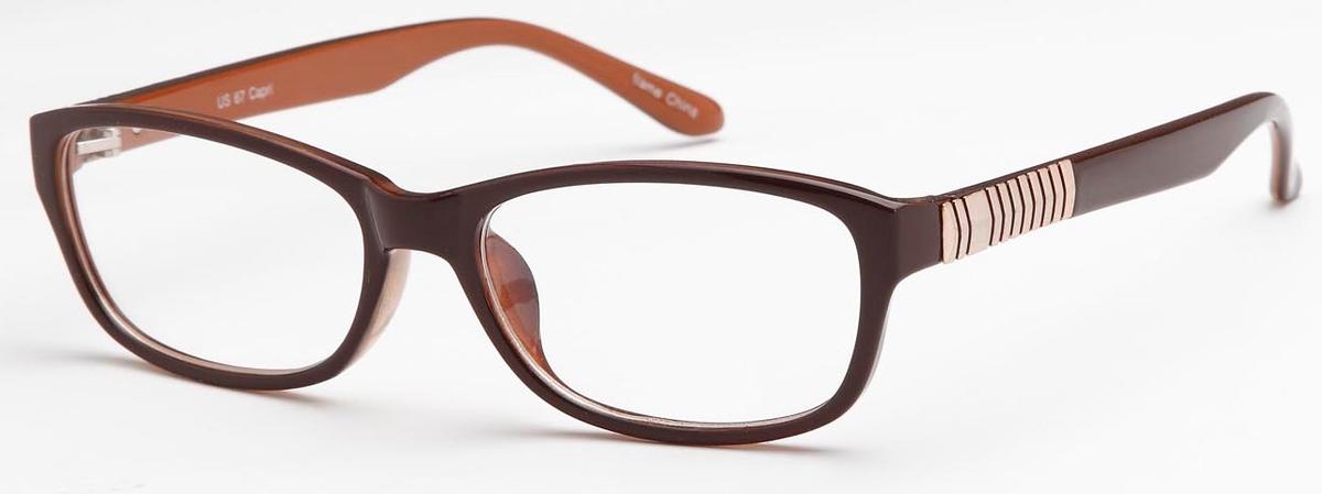 f1ccdcabef Capri Optics US 67 Eyeglasses Frames