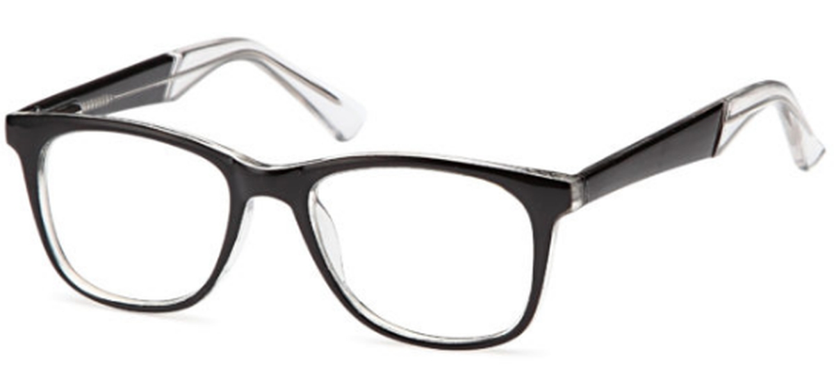 Glasses Frames Us : Capri Optics US 78 Eyeglasses Frames