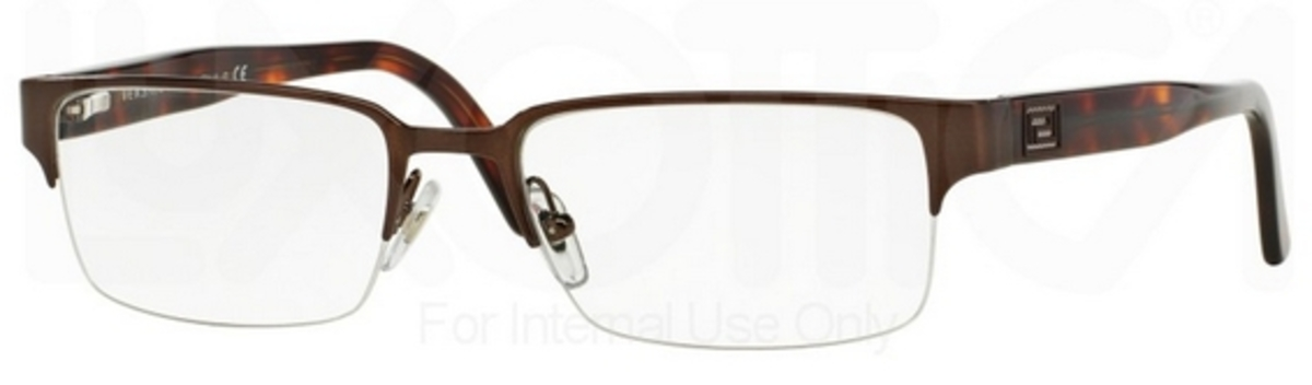 Eyeglass Frame Versace : Versace VE1184 Eyeglasses Frames