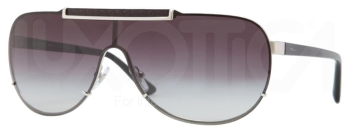 e6a0bea89da Silver w  Gray Gradient Lenses