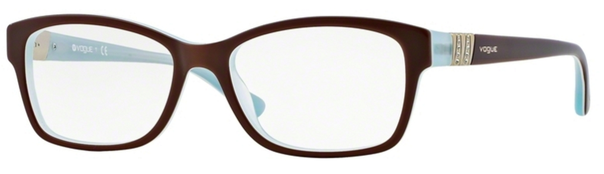 Best Lightweight Eyeglass Frames : Vogue VO2765B Eyeglasses Frames