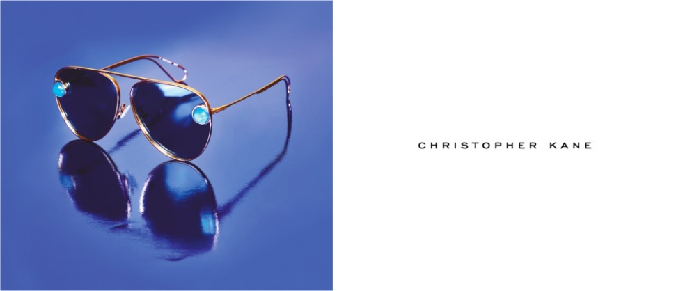 Christopher Kane Sunglasses