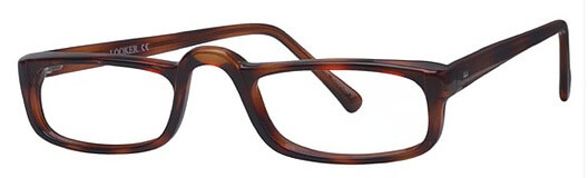 Half-Eye Style Eyeglasses for Reading