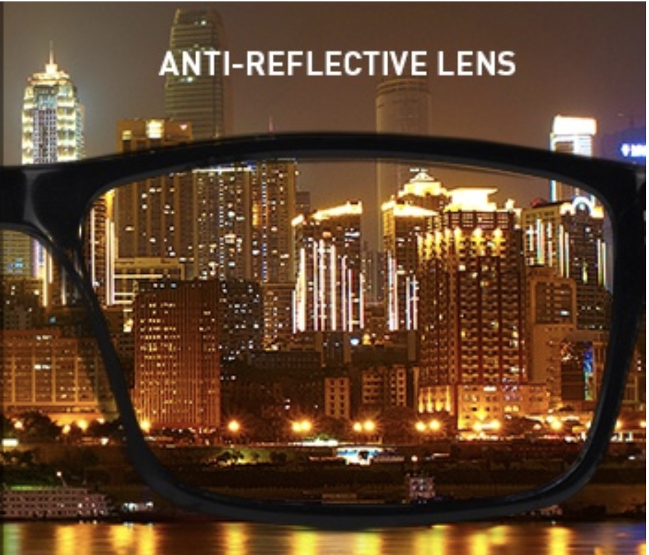 Anti-Reflective Lenses | No Glare Lenses | No Glare Glasses