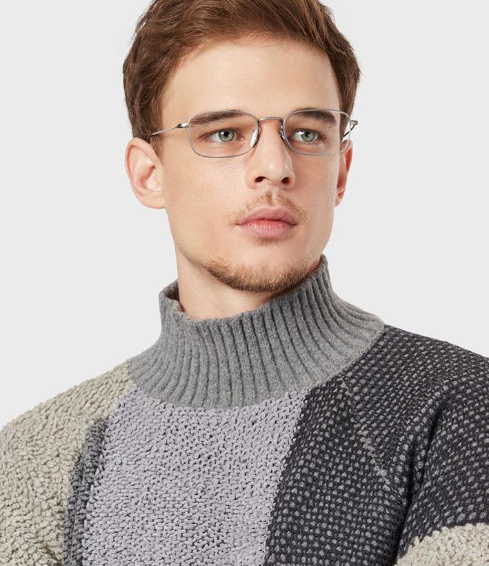 Armani Glasses for Men