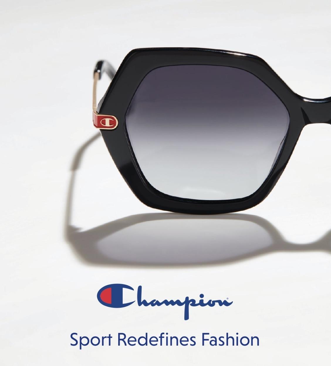 Champion Sunglasses with Gradient Tint