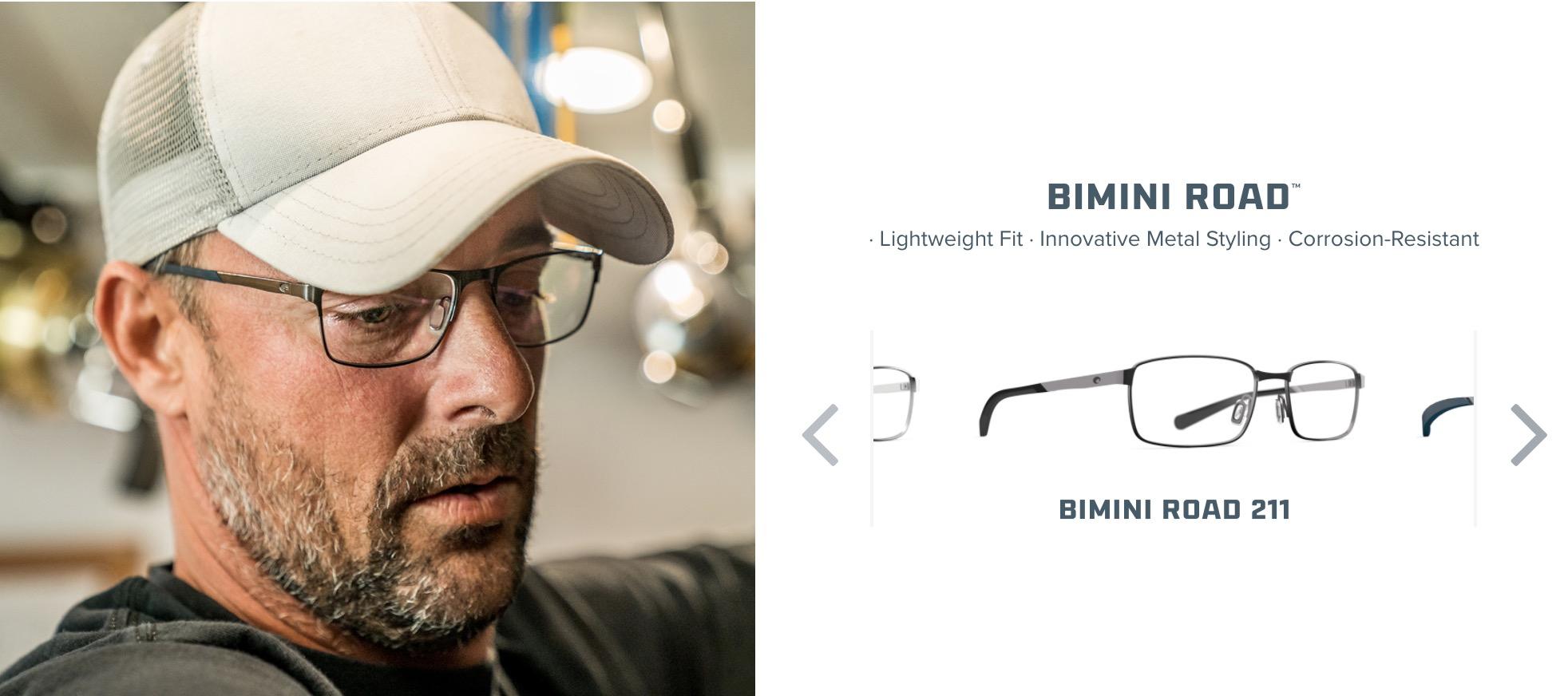 Costa Bimini Road Glasses
