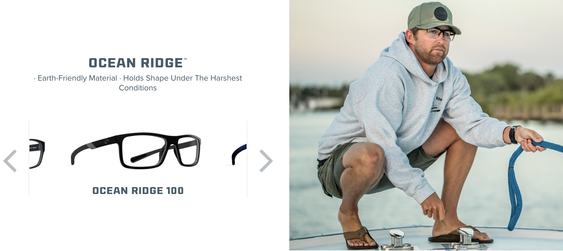 Costa Ocean Ridge Glasses