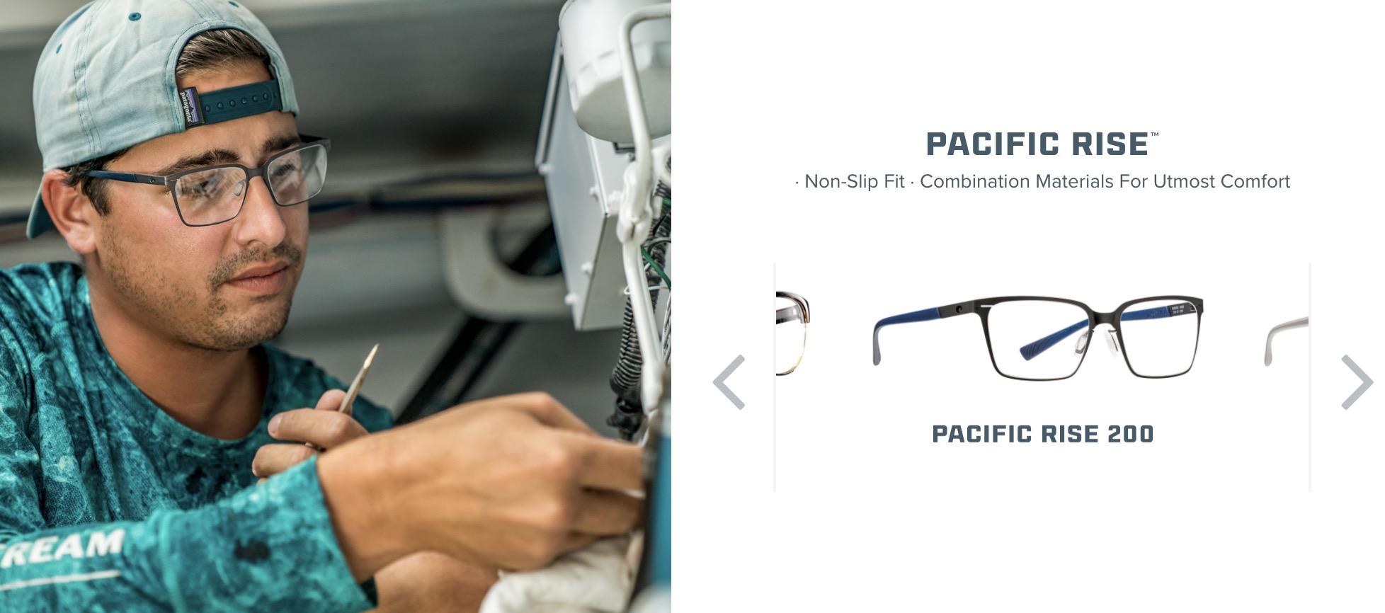 Costa Pacific Rise Glasses