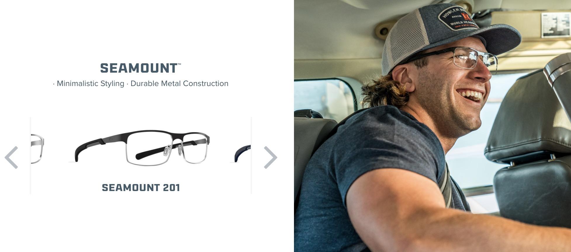 Costa Seamount Glasses