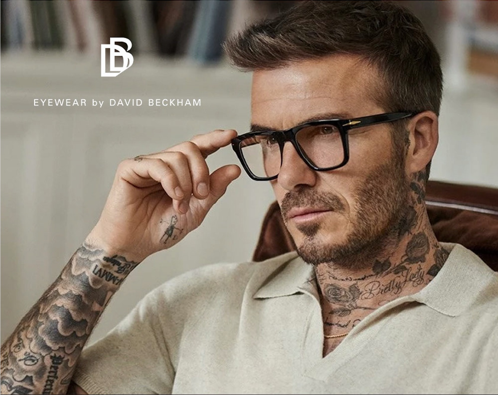 David Beckham Glasses