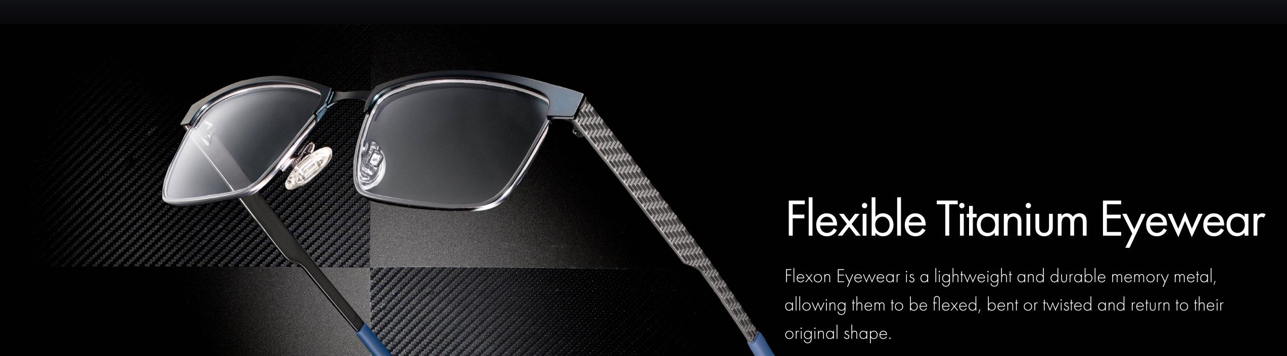 Flexible Glasses by Flexon