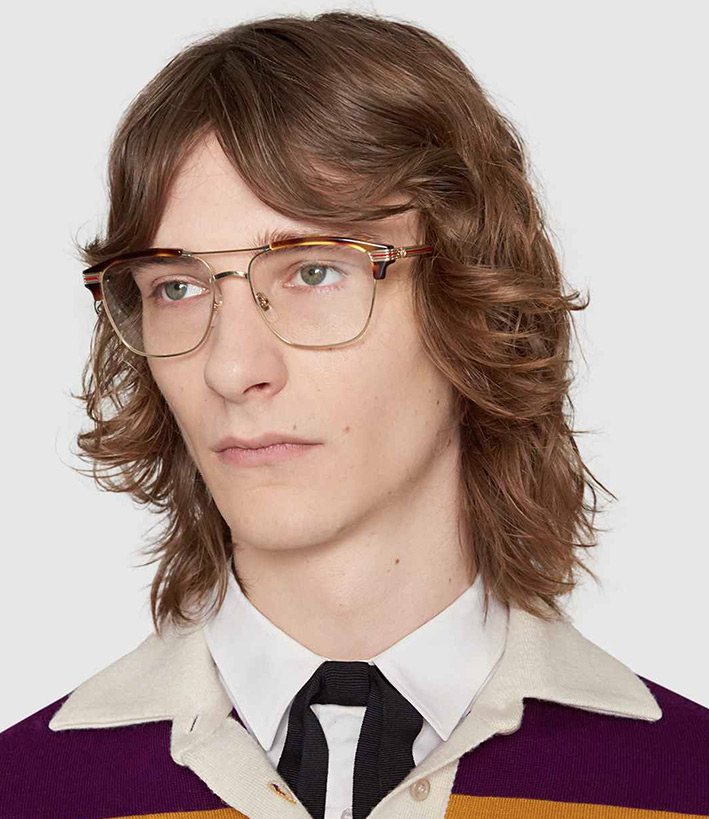 Gucci Glasses for Men