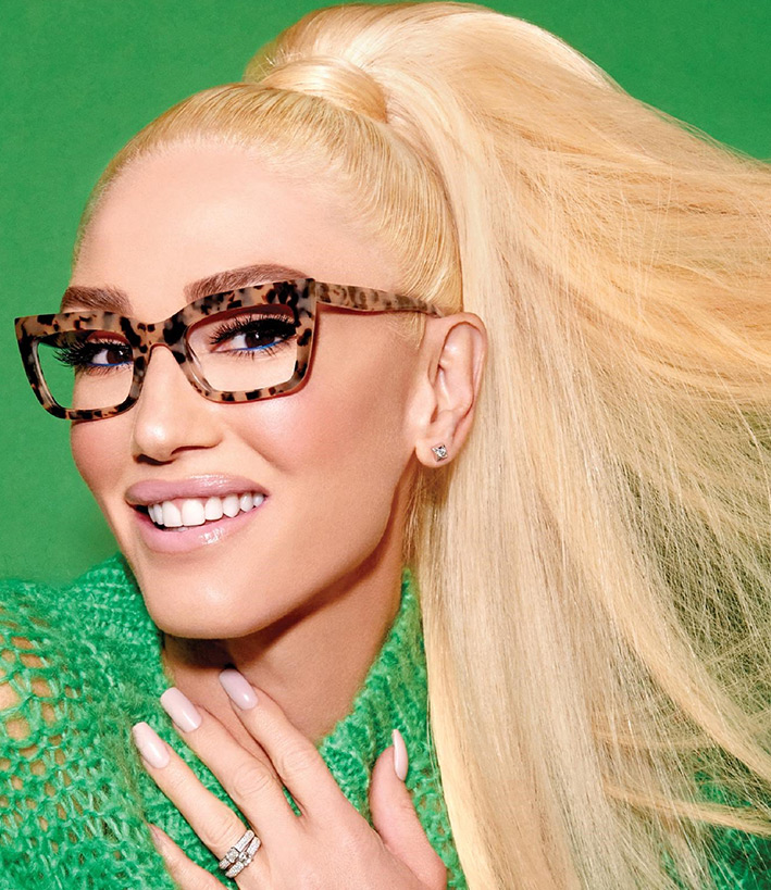 Gwen Stefani Glasses