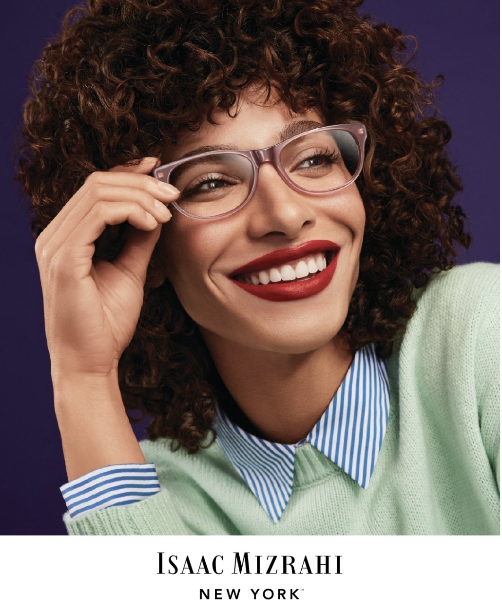 Isaac Mizrahi Eyeglasses