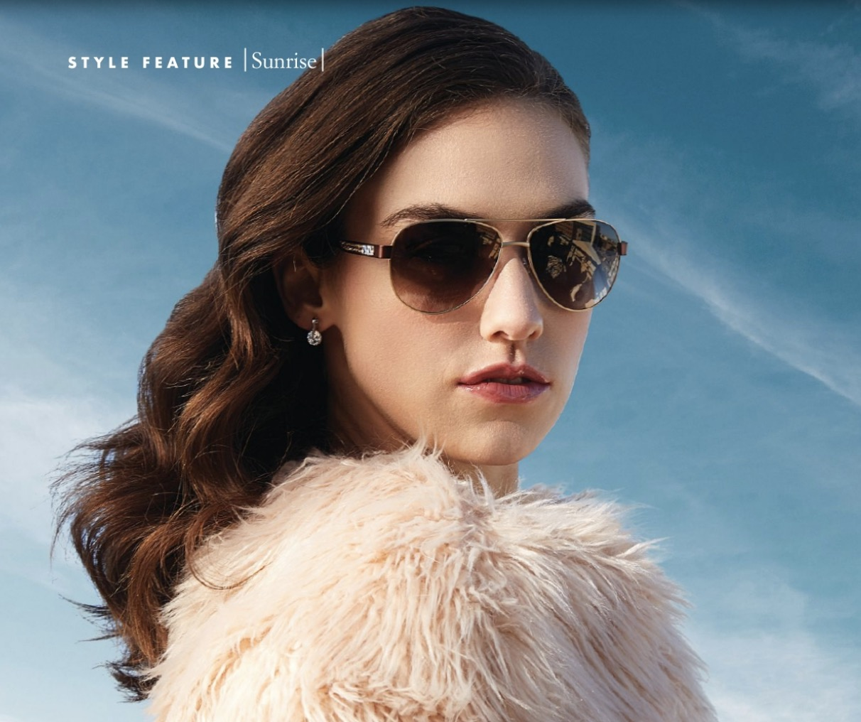 Jimmy Crystal Sunglasses