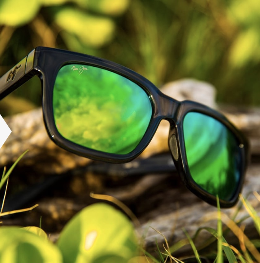 Maui Jim Green Lenses
