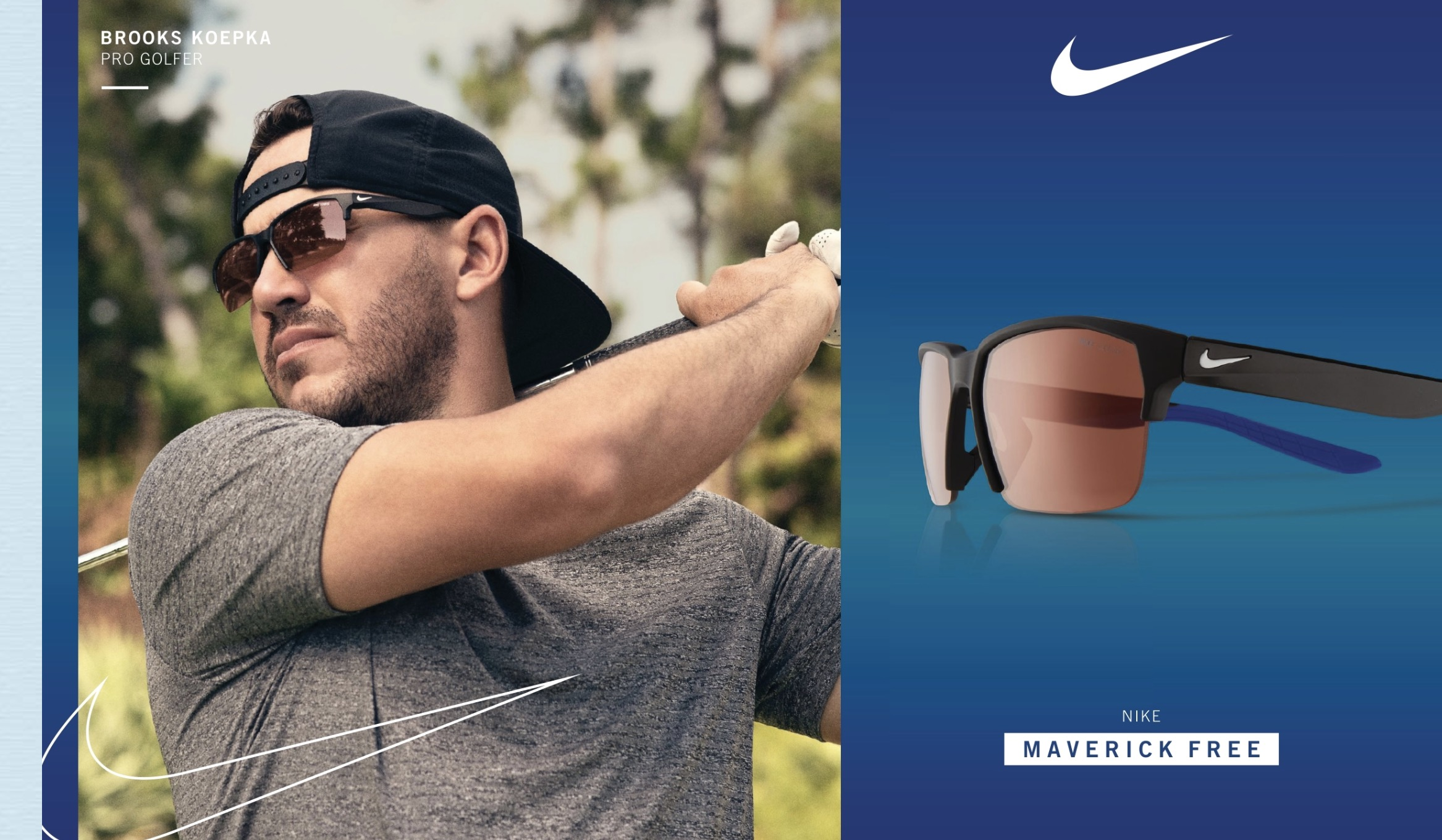Nike Golf Sunglasses