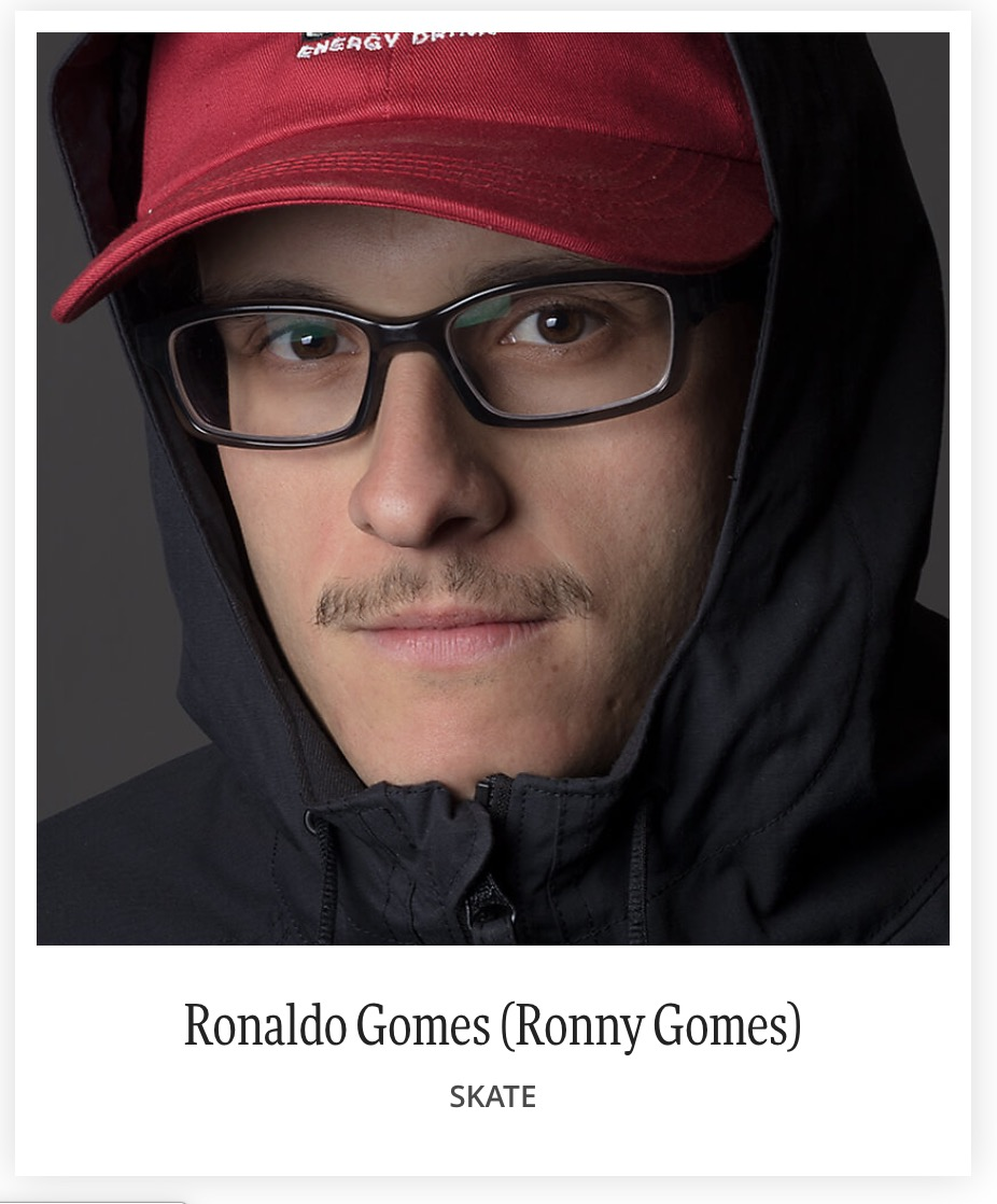 Oakley Glasses Worn By Ronny Gomes