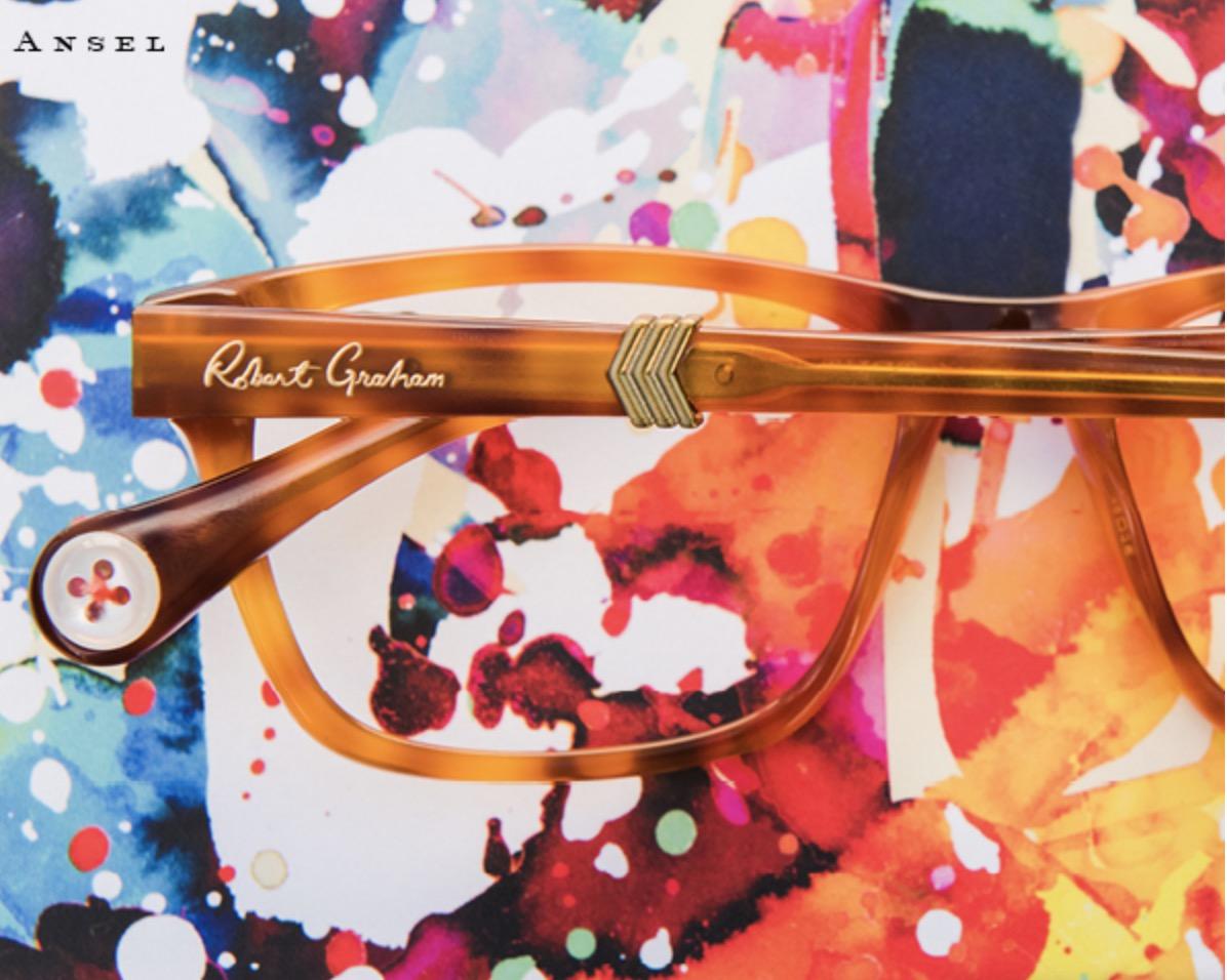 Robert Graham Prescription Glasses