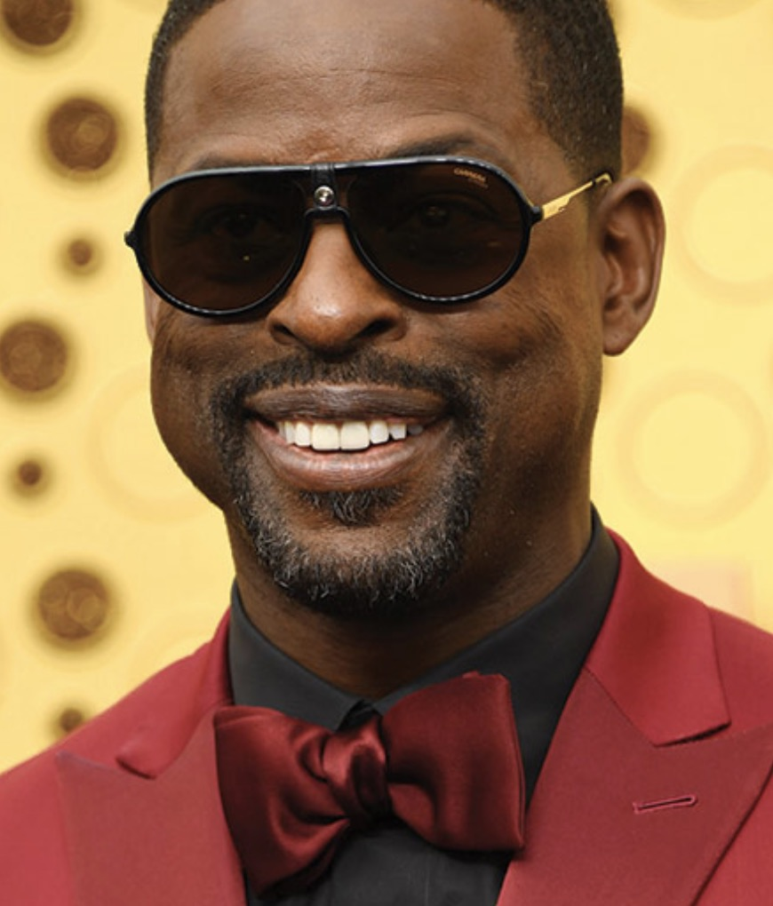Sterling K. Brown Rocks the Carrera 1020/S Sunglasses Model